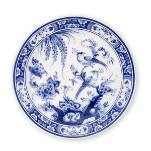 "Piatto decorativo ""Uccelli 20"" Royal Delft"