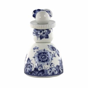 Figurina Proud Mary – Classic Flowers – Royal Delft