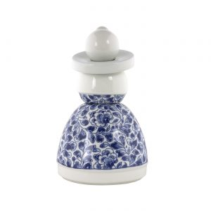 Figurina Proud Mary – Flower Pattern – Royal Delft