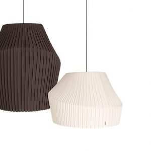 Pleat lampada a sospensione – Hollands Licht