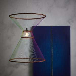 Rhythm of Light lampada a sospensione – Hollands Licht